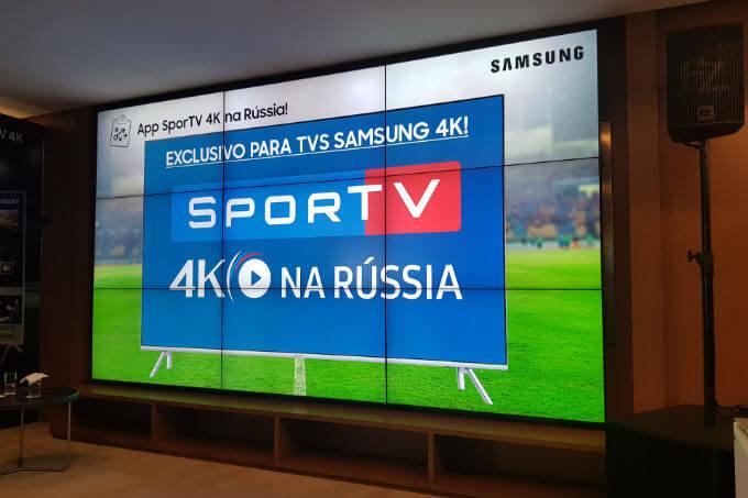 Copa do Mundo 2018: câmera de 180° do app SporTV te coloca nas arquibancadas 4