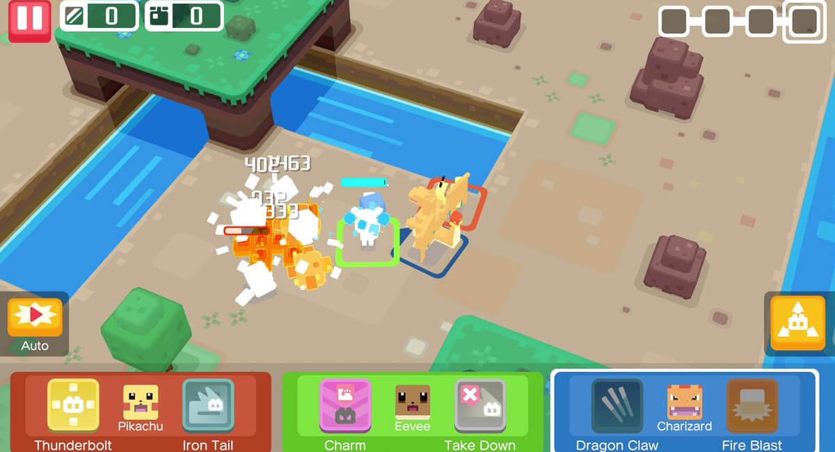 Pokémon Quest é lançado para sistemas Android e iOS 5