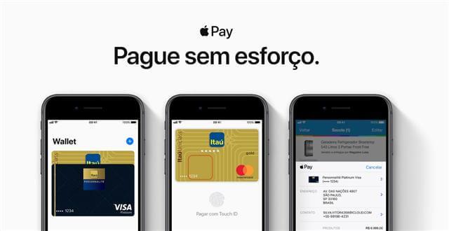 Apple Pay também chegará aos cartões Bradesco 7