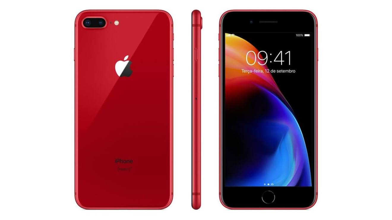 Apple iPhone 8 Plus - smartphones top de linha
