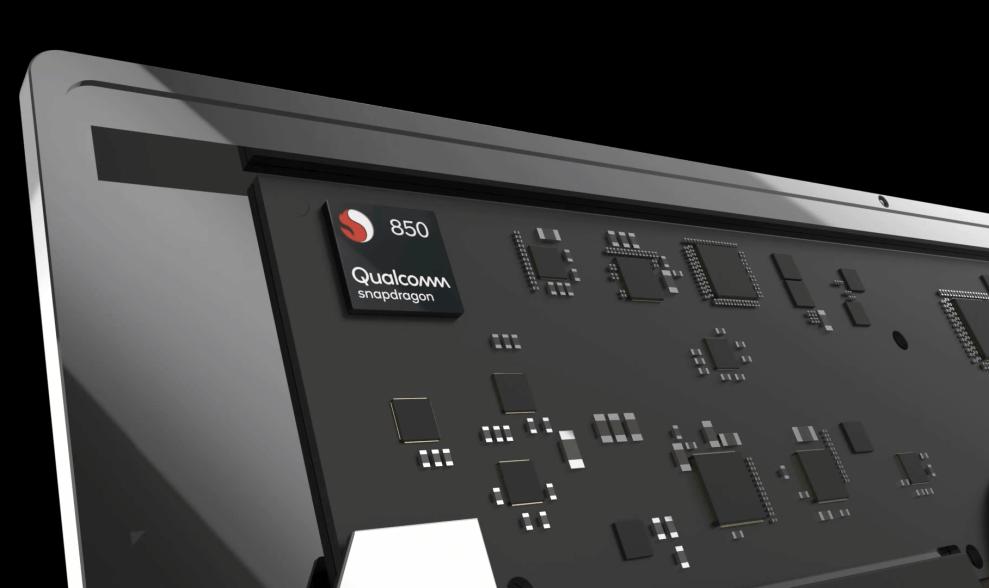 Qualcomm anuncia Snapdragon 850 para PCs com Windows 10