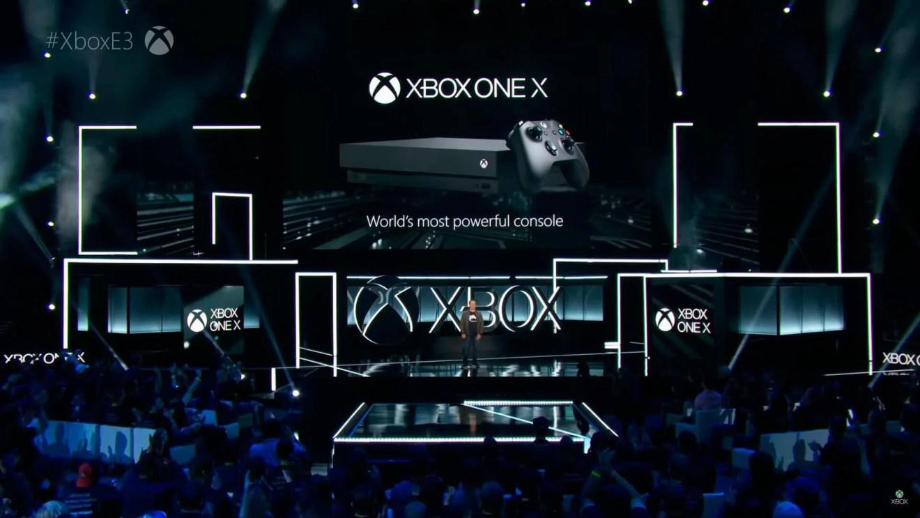E3 2017 Microsoft Xbox X - O que esperar da E3 2018