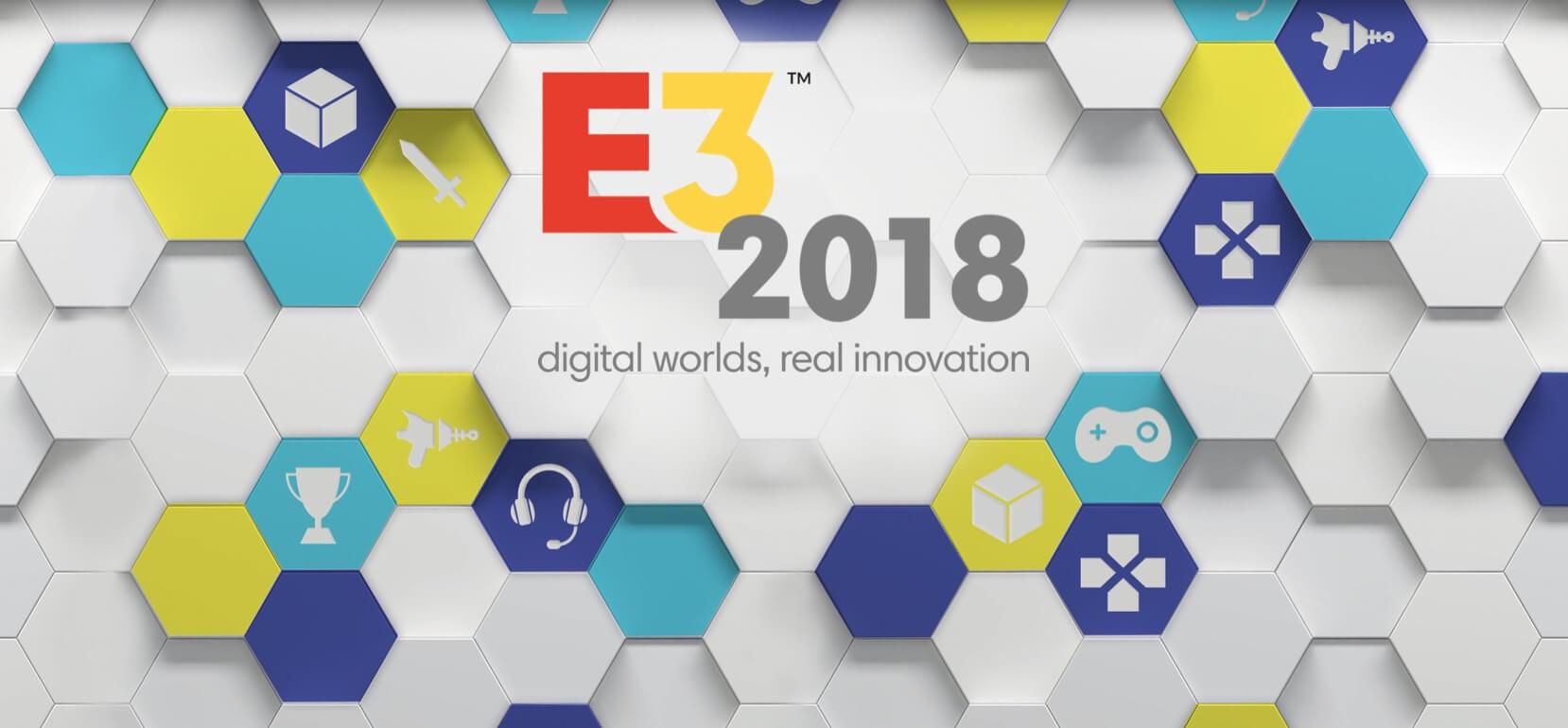 E3 2018 - O que esperar da E3 2018