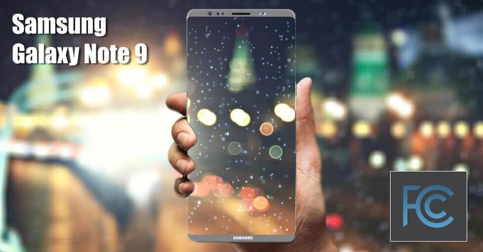 Samsung Galaxy Note 9 passa na FCC 4