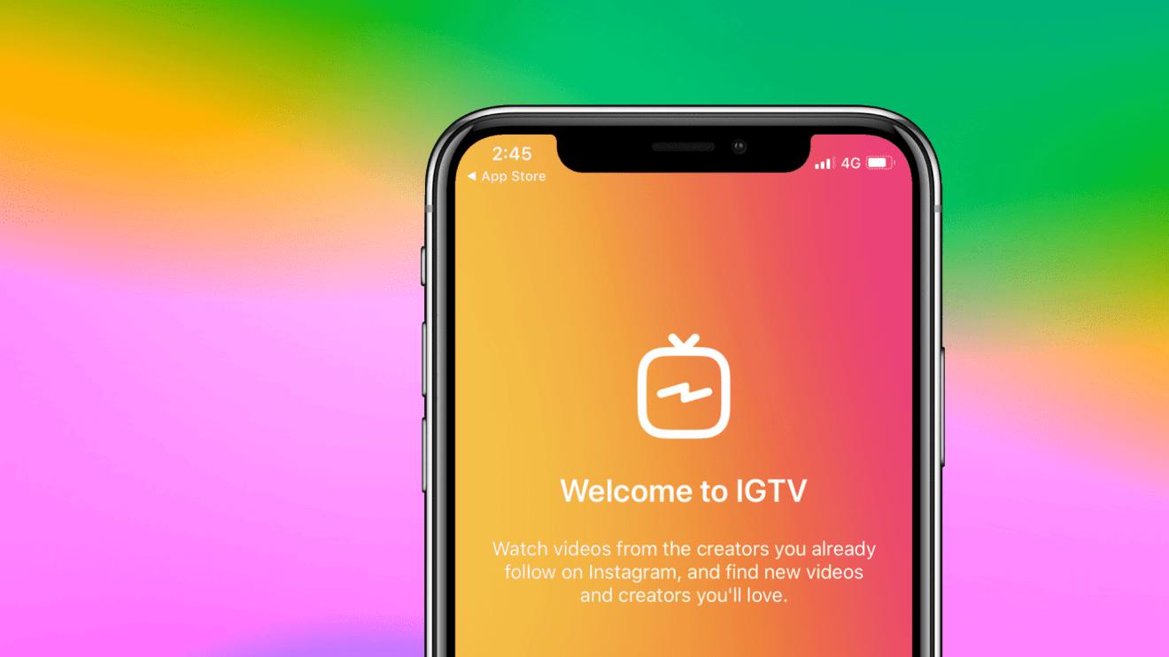 IGTV iPhone app - IGTV: Confira os cinco melhores apps para criar vídeos verticais