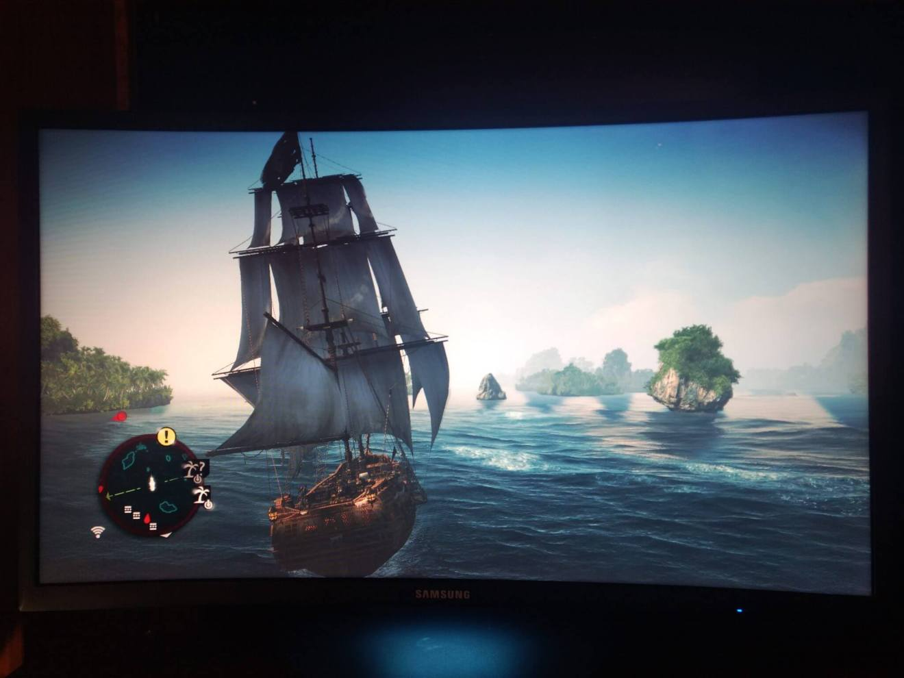 Review: monitor gamer Samsung C24FG70 possibilita imersão que todo jogador sonha 10