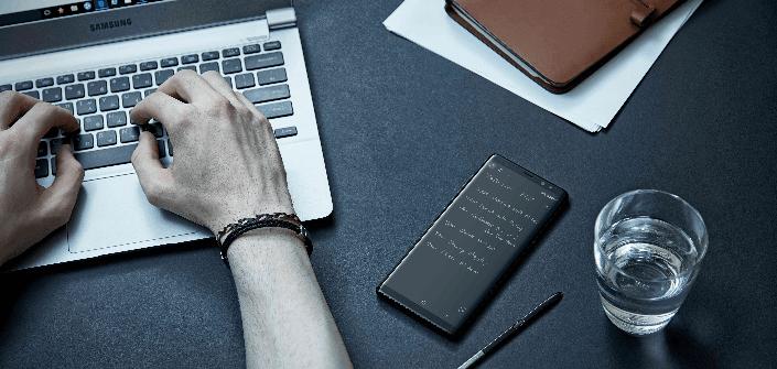 Saiba como aproveitar ao máximo a S Pen no Galaxy Note 8 11