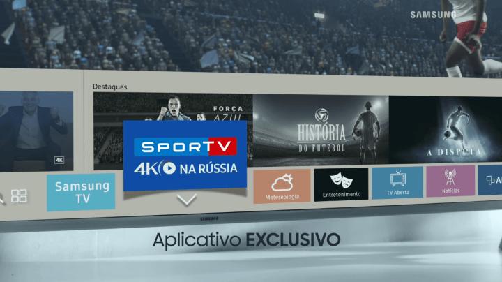 Copa do Mundo 2018: câmera de 180° do app SporTV te coloca nas arquibancadas 5