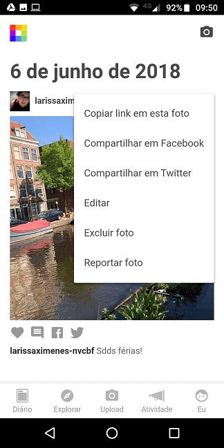 Screenshot 20180606 095009 - Fotolog voltou! Confira como usar o serviço no smartphone e web