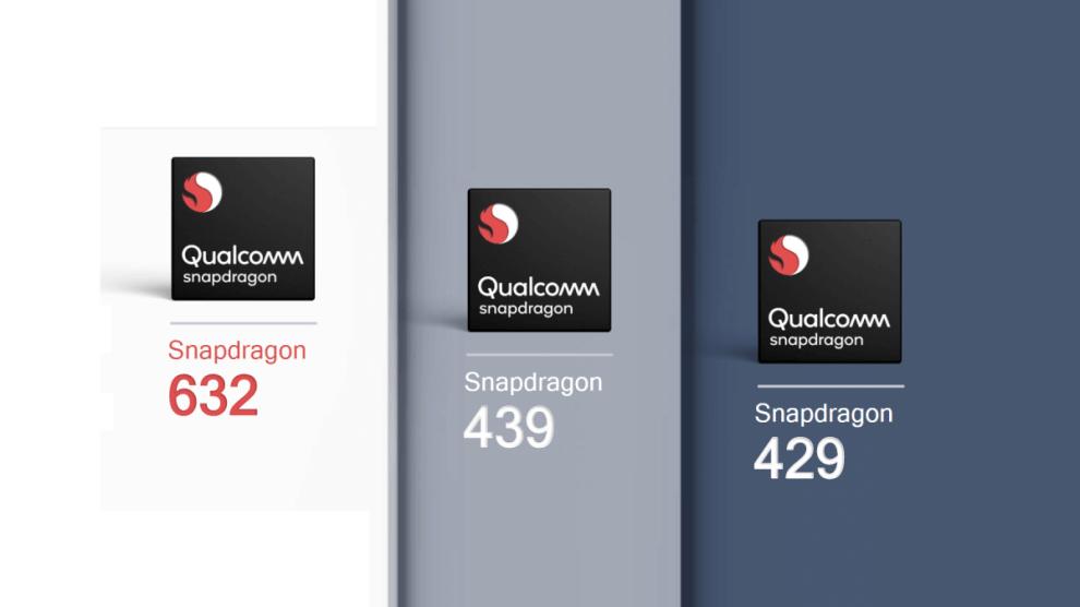 Qualcom anuncia seus novos processadores Snapdragon 632, 439 e 429 7