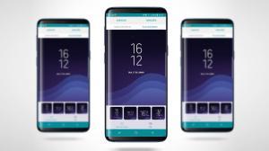 Tutorial: use Clock Face para alterar o estilo do relógio do Samsung Galaxy 9