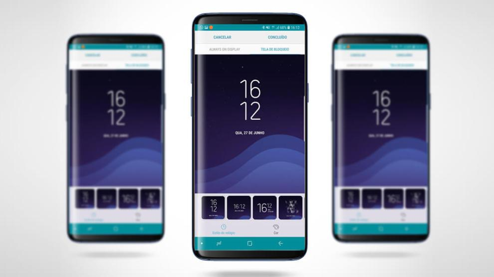 Tutorial: use Clock Face para alterar o estilo do relógio do Samsung Galaxy 4