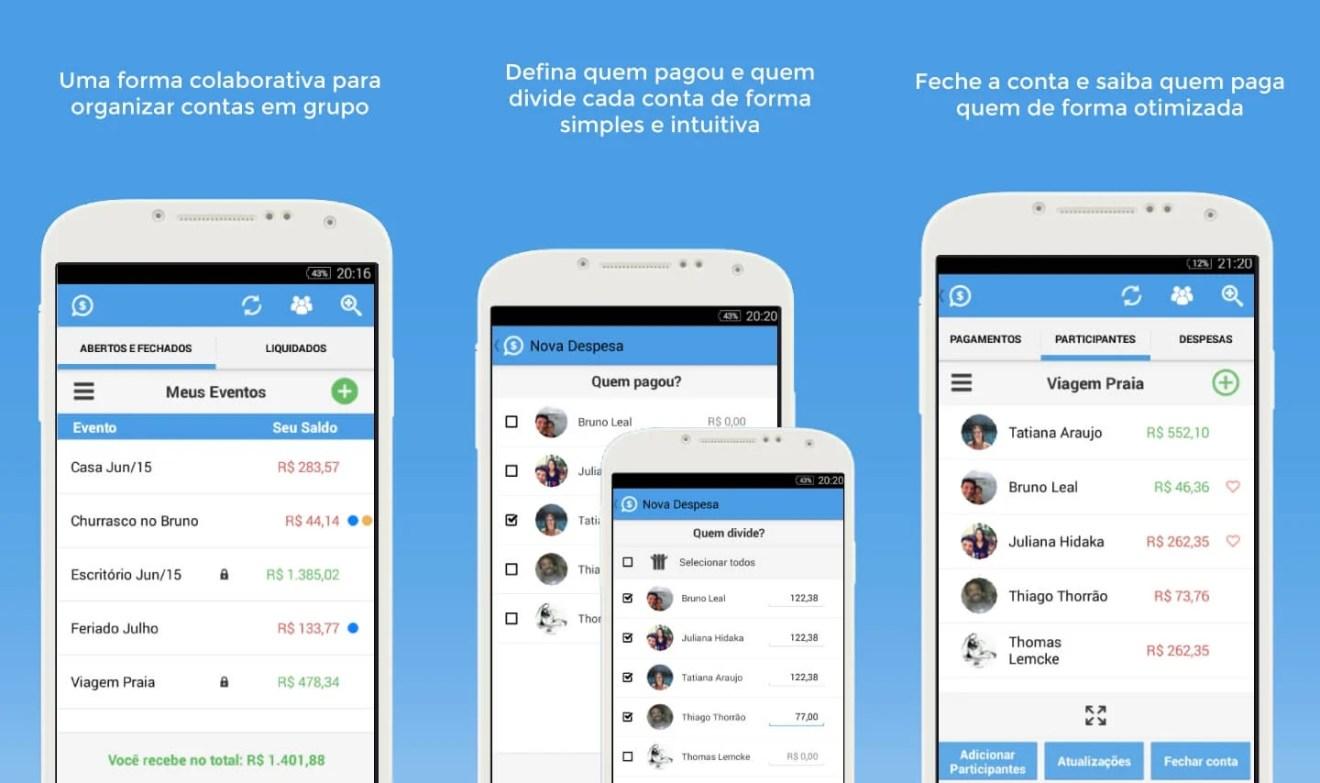 conta coletiva - Dia dos namorados: melhores apps para casais e solteiros