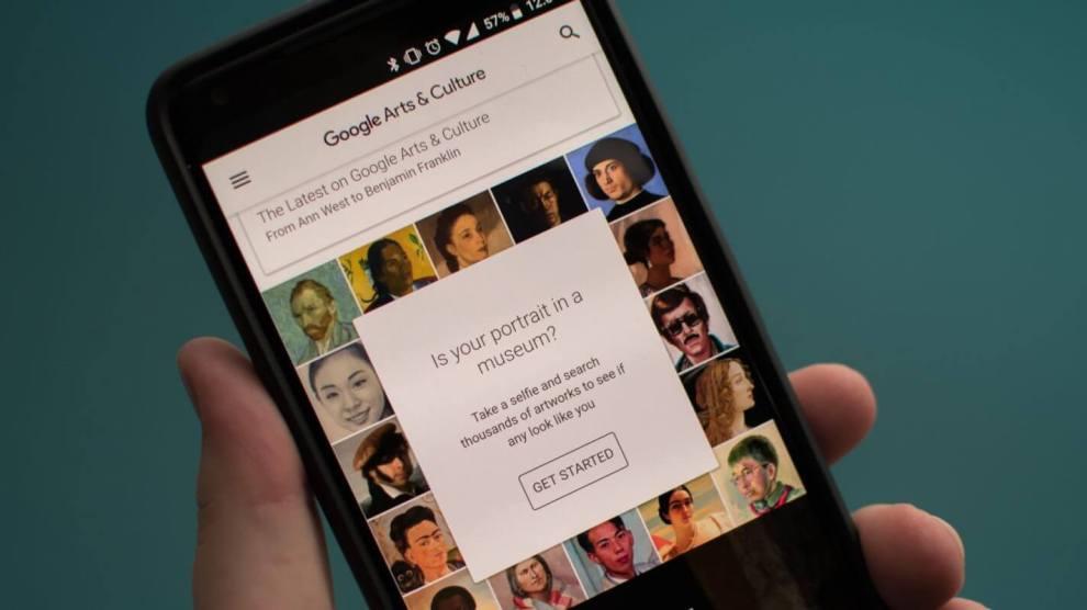Função Art Selfie do Google Arts and Culture chega ao Brasil 3