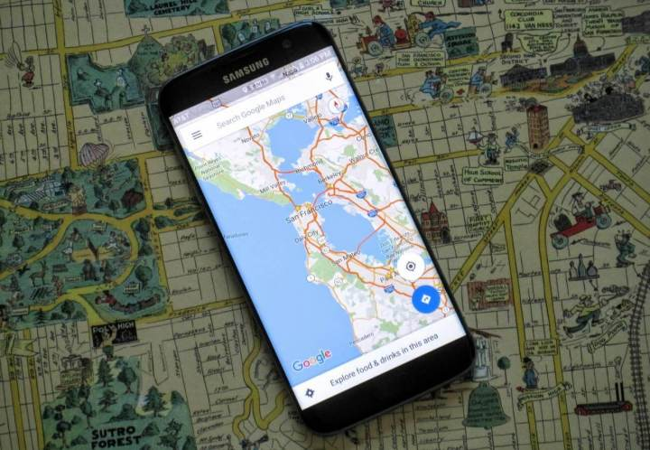 google maps 720x498 - Google For Brasil é marcado por muitas novidades