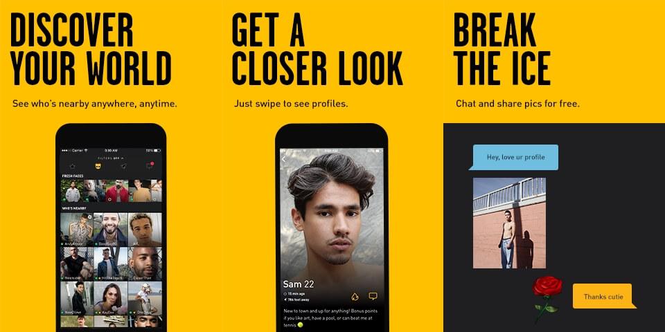 grindr - Dia dos namorados: melhores apps para casais e solteiros