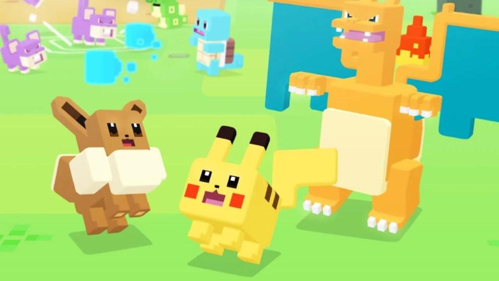 Pokémon Quest é lançado para sistemas Android e iOS 4