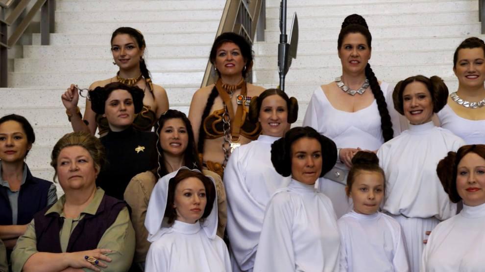 Looking for Leia: documentário mostra que o lugar das mulheres é na ficção científica 6