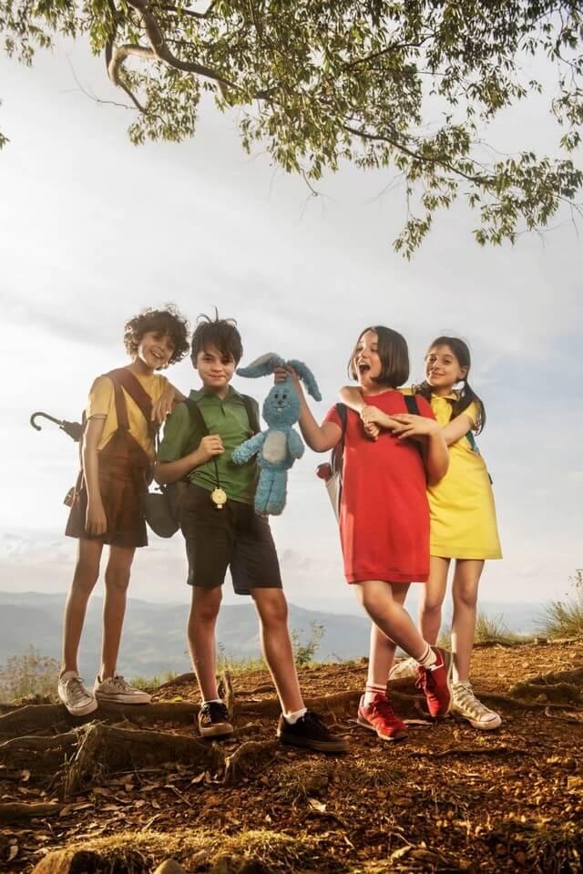 Turma da Mônica - Laços: confira o trailer do filme com atores da turma 7