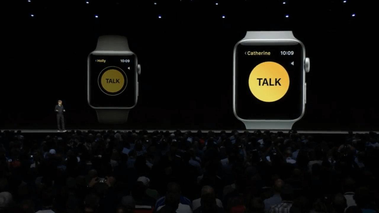 walkie talkie - WWDC18: iOS 12 chega com Realidade Aumentada compartilhada e Notificações em Grupo