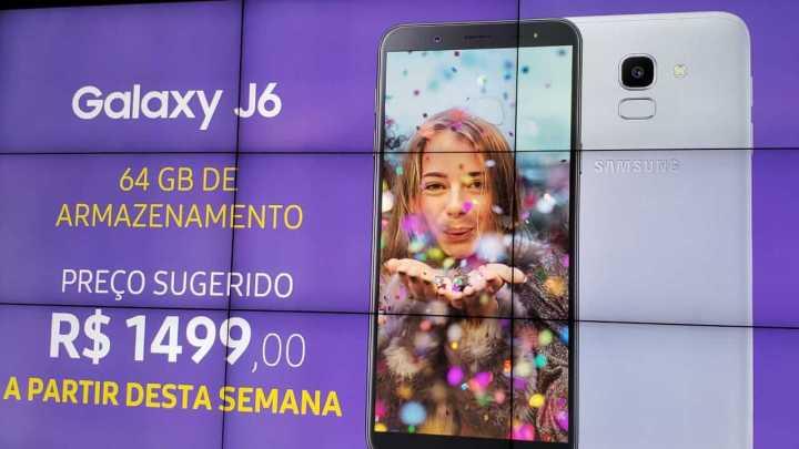 Samsung Galaxy J8 chega ao Brasil. Saiba tudo sobre ele 14