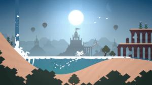05 WaterDive - Sucesso no iPhone, game Alto's Odyssey chega ao Android