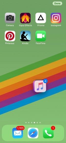 Aprenda a mover múltiplos ícones de uma vez só no iPhone 7