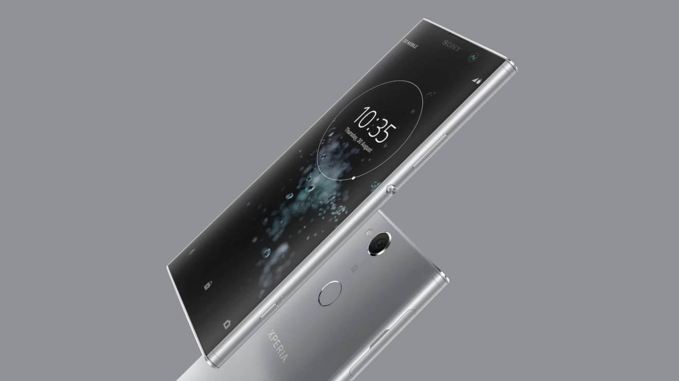 Xperia XA2 Plus - Imagem Promocional
