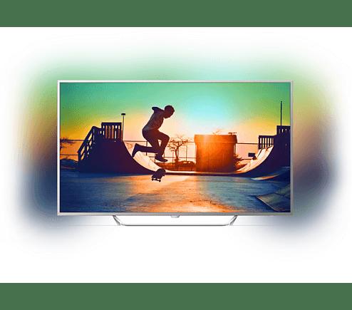 Review: TV LED Ambilight Philips 65PUG6412/78 entrega experiência impressionante 24
