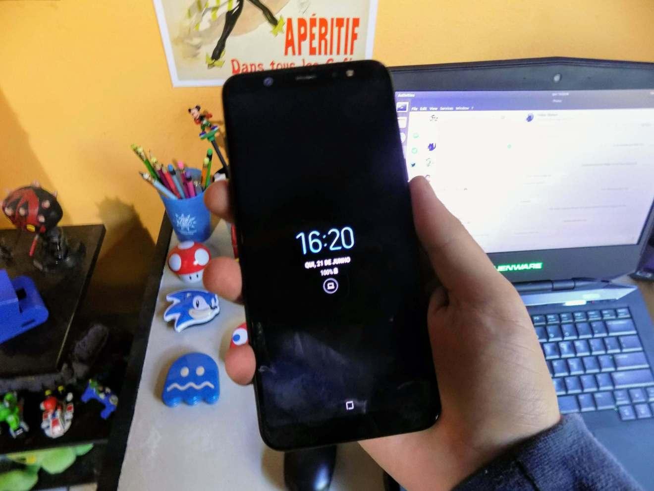 Review: Galaxy A6 Plus, o smartphone quase perfeito 5