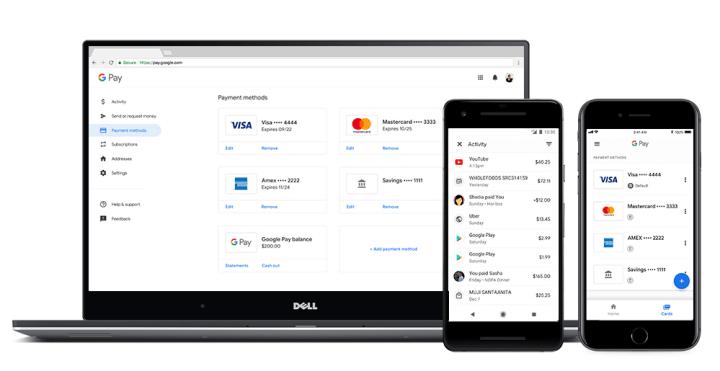 Google Pay: nova atualização permite transferência entre amigos e mais 9