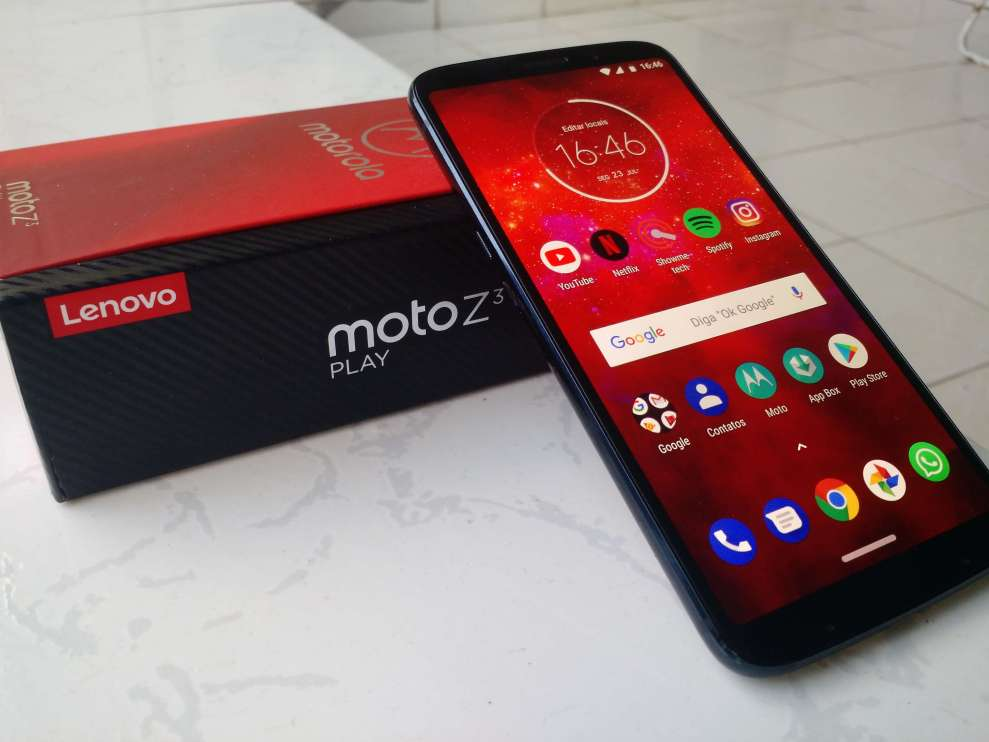 Review: Moto Z3 Play, o intermediário que deveria ser mais premium 22