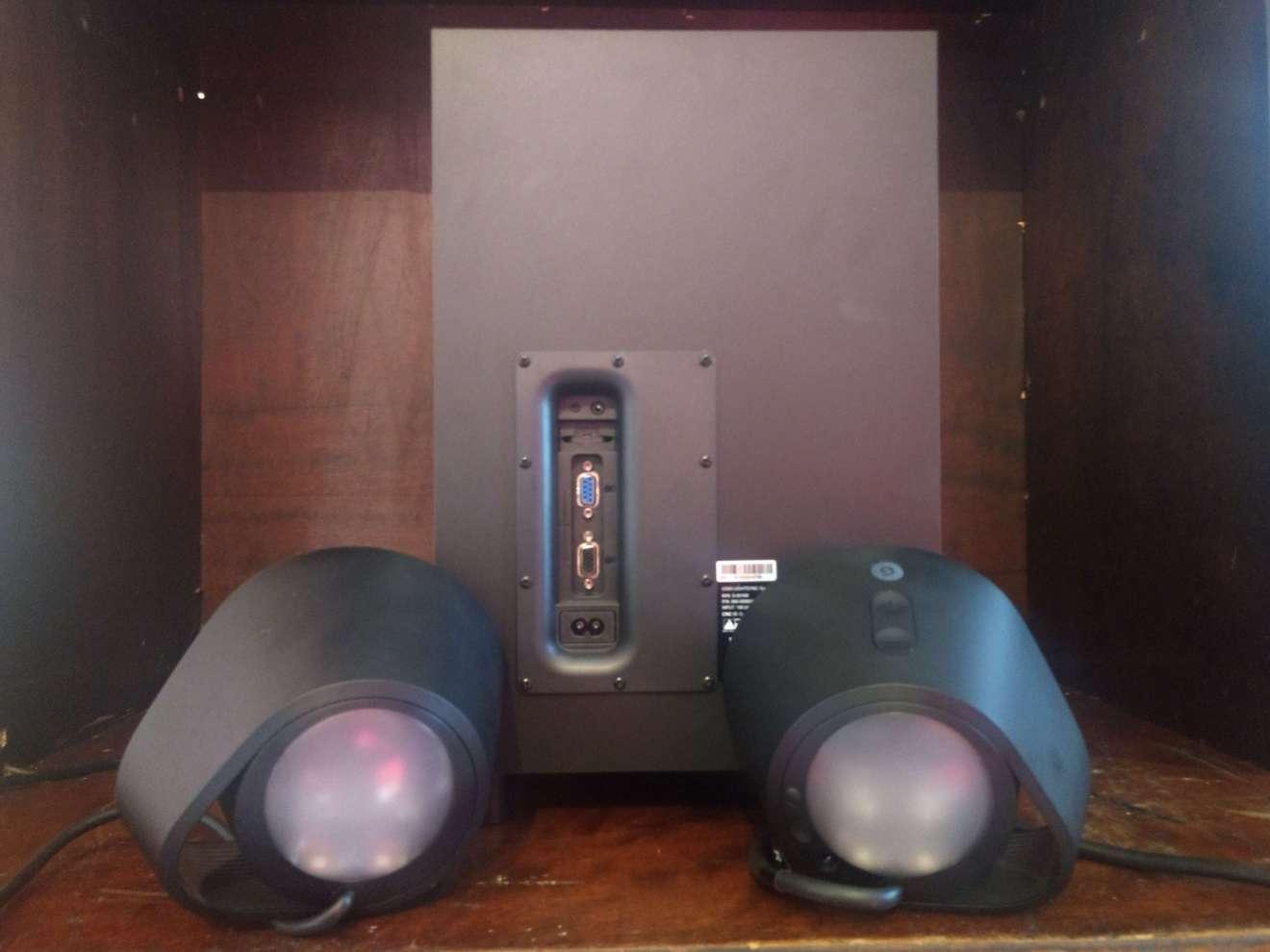 Review: Logitech G560 entrega iluminação e áudio imersivos para jogos 6