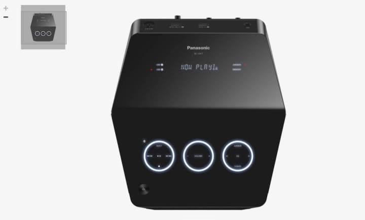Panasonic Urban Sound04 1 720x434 - Review: Panasonic SC-UA7LB-K, a torre de som expandido para todo ambiente