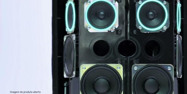 Panasonic Urban Sound06 720x362 - Review: Panasonic SC-UA7LB-K, a torre de som expandido para todo ambiente