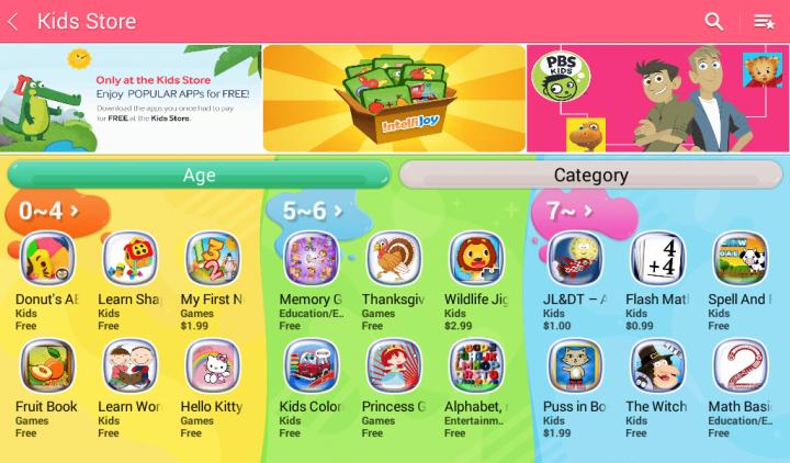 Screenshot 2014 08 07 20 42 02 720x422 - Proteja os seus filhos com o Modo Criança no seu Samsung Galaxy