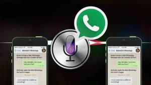 Siri WhatsApp - A Siri agora manda mensagens para grupos de WhatsApp