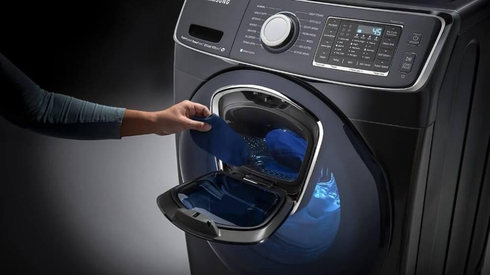 AddWash: retire o parafuso antes de ligar a máquina pela primeira vez 7