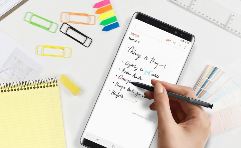 Galaxy Tab A: o que podemos fazer com a S Pen nos tablets da Samsung? 4