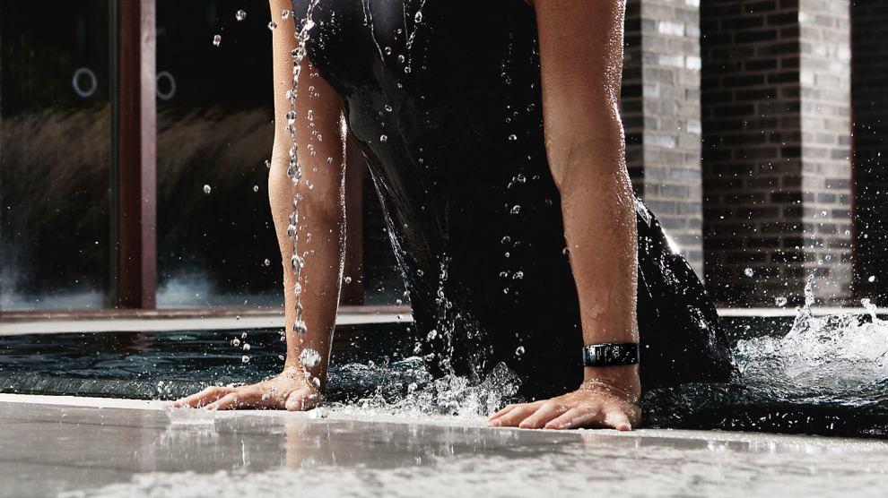 Wearables: Como gravar treinos de natação com o Gear Fit 2 Pro 4
