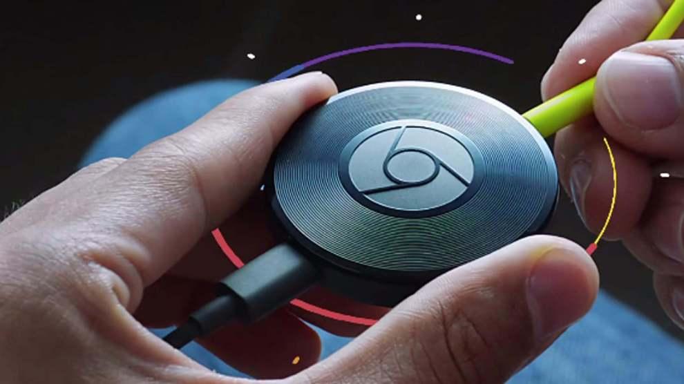 Chromecast completa 5 anos; confira sua trajetória 7