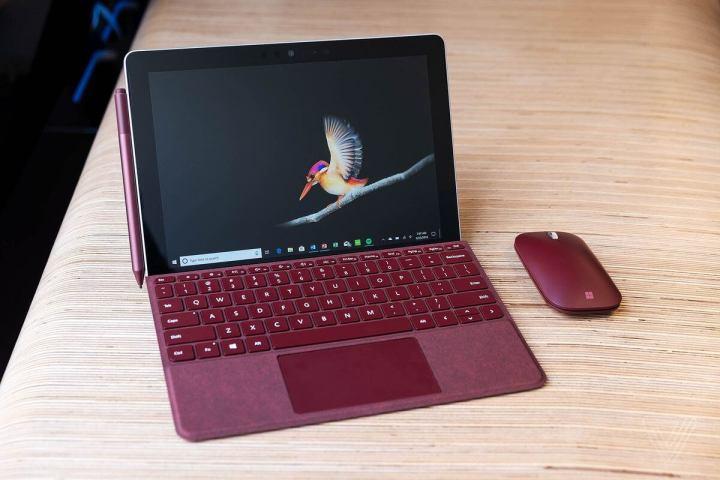 Surface Go: Microsoft revela seu mais novo tablet acessível 8
