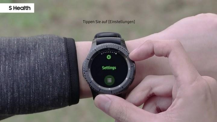 Wearables: dicas e truques para usar o Gear S3 na corrida e na academia 16