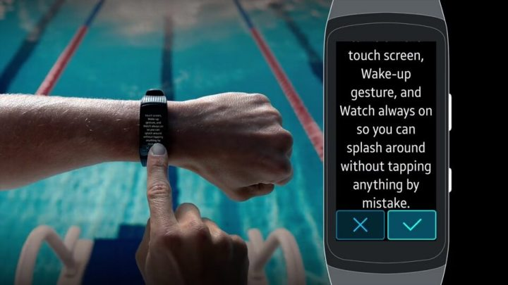 Wearables: Como gravar treinos de natação com o Gear Fit 2 Pro 12