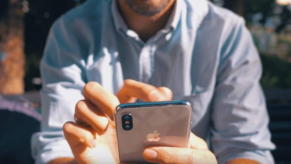 Vaza vídeo de hands-on que revela duas novas versões do iPhone X 6