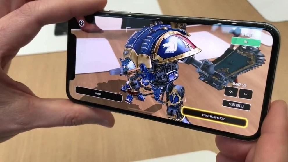 Confira os 10 melhores games AR para iOS 6