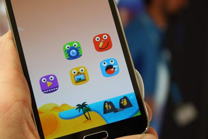 Proteja os seus filhos com o Modo Criança no seu Samsung Galaxy 8