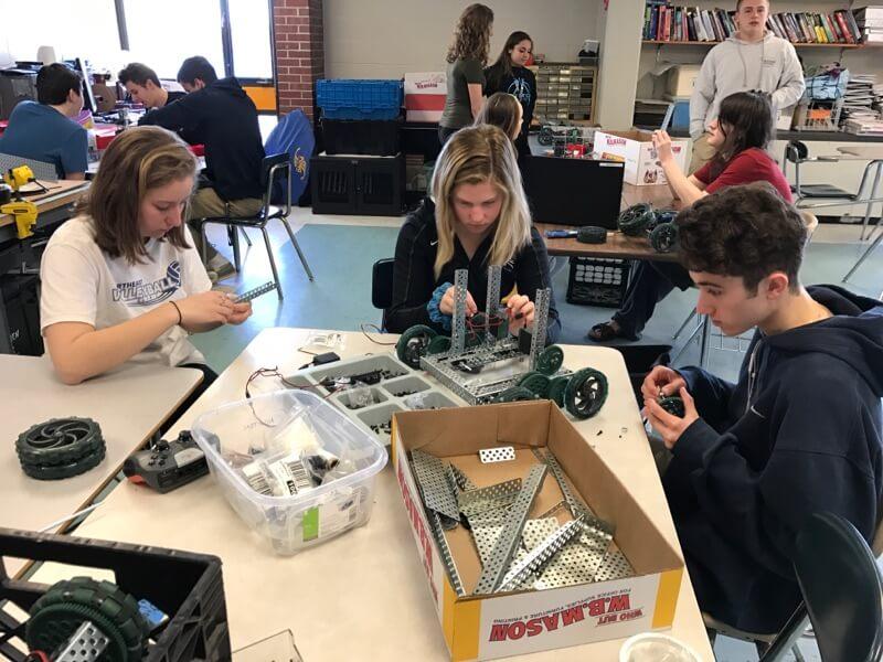 robotic - Qualcomm leva robótica e conectividade para escolas públicas de SP