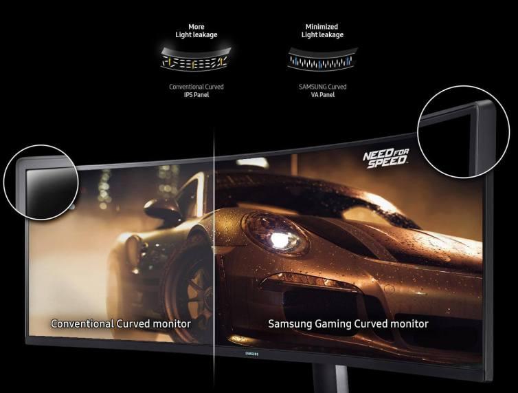Conheça o imponente monitor gamer da Samsung de 49 polegadas 8