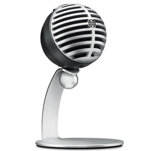 Review: Shure MV5 é o microfone condensador digital amplamente versátil
